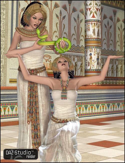 Egyptian Action for V4