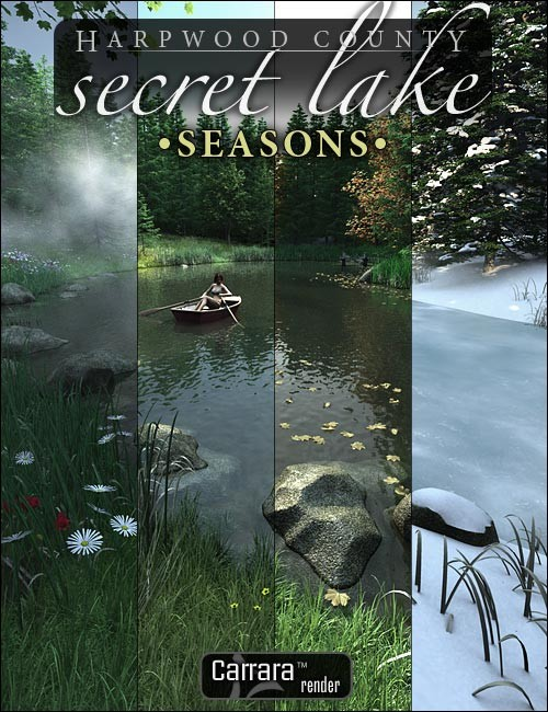 Secret Lake Seasons
