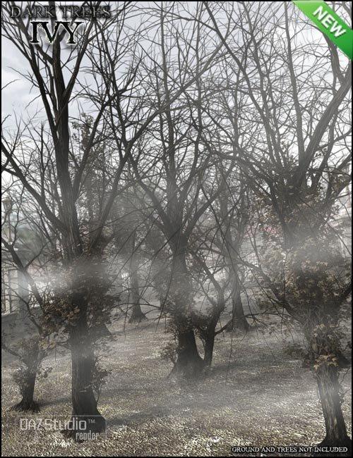 Dark Trees Pack 1 - Ivy