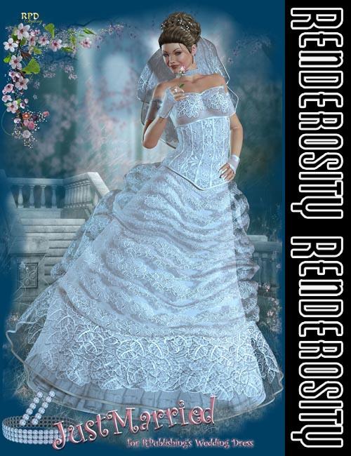 Wedding Dress - Just Married