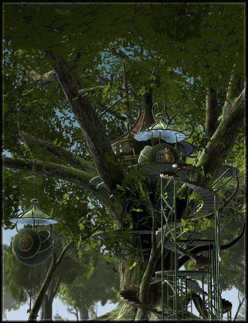 Elven Tree Home