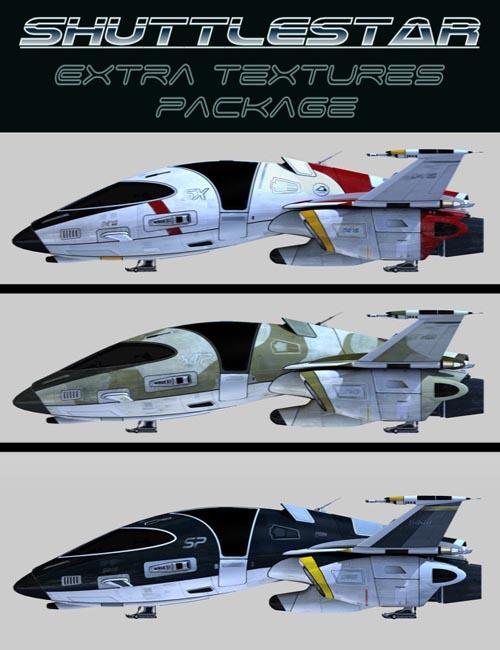 Shuttlestar Extra Textures Package