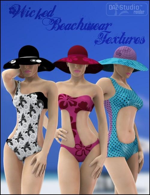 Wicked Beachwear Textures