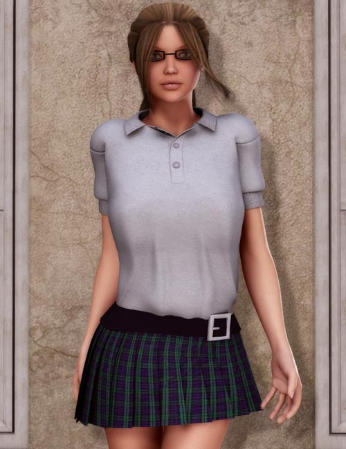 Polo Shirt for V4