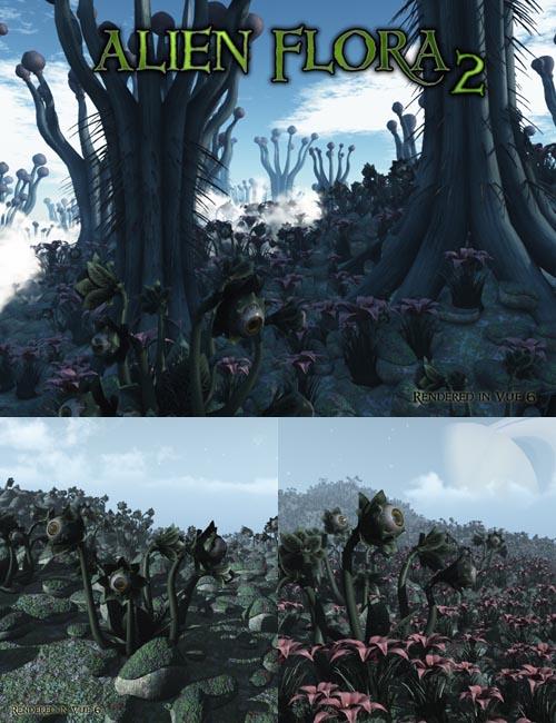 Swidhelms Alien Flora 2