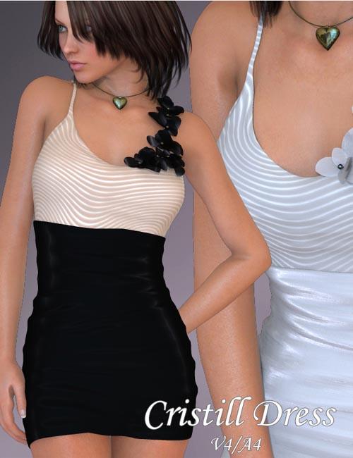 Cristill Dress V4 A4