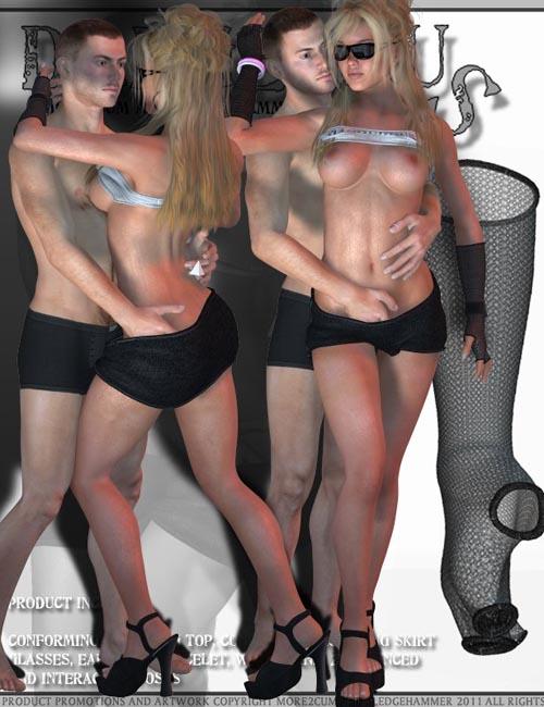 SledgeHammer Dangerous V4 Set