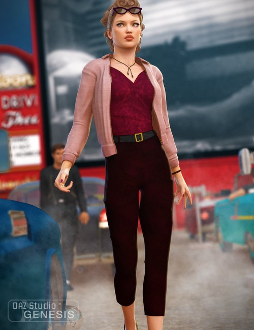 Casual 1950 for Genesis Female