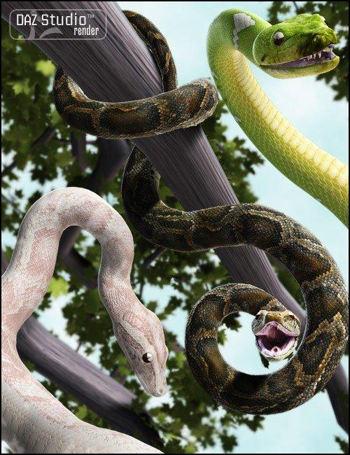 Morphing Python