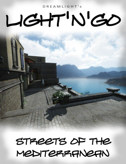 Light n' Go - Streets Of The Mediterranean