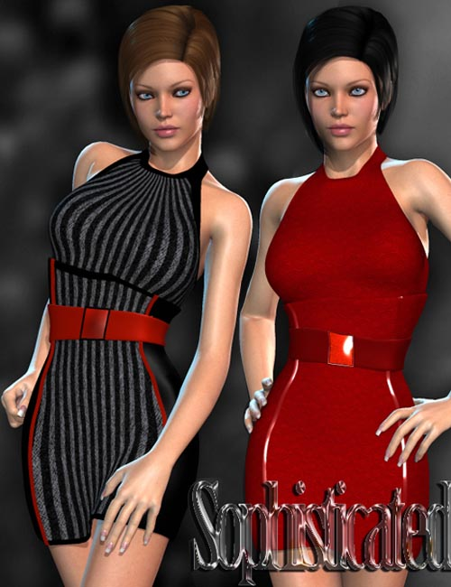 Sophisticated Chic for V4