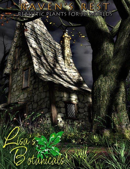 Lisa's Botanicals - Ravens Rest