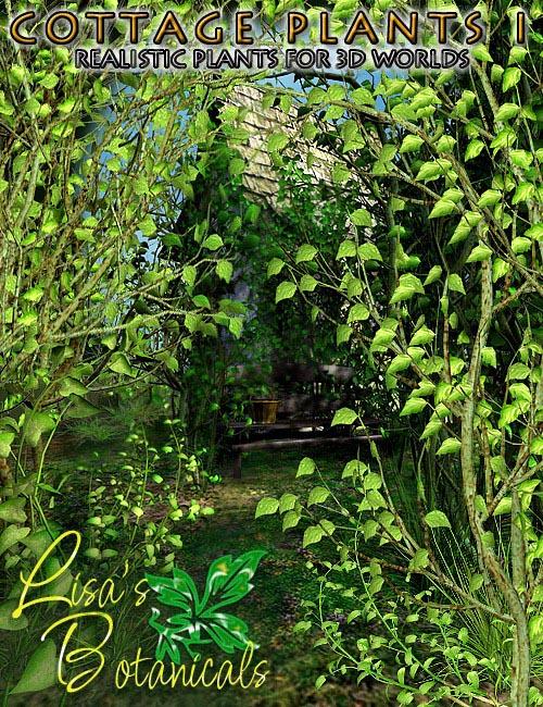 Lisa's Botanicals - Cottage Plants I