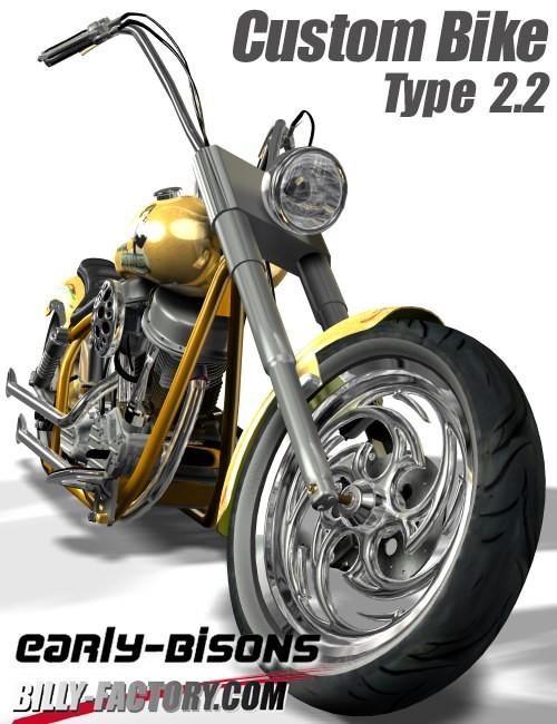 Custom Bike Type 2.2