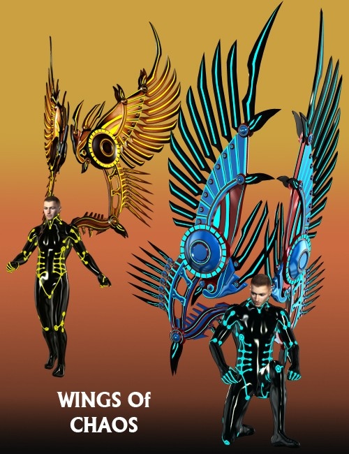 Wings of Chaos