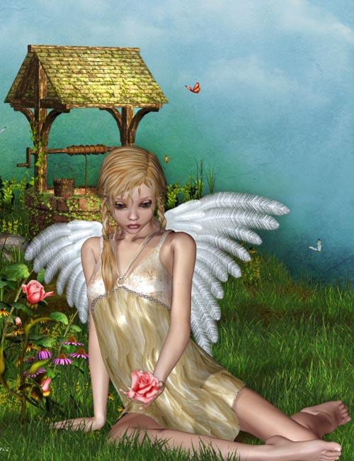 Angel for V4 Calliope