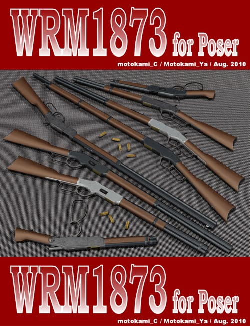 WRM1873 for Poser