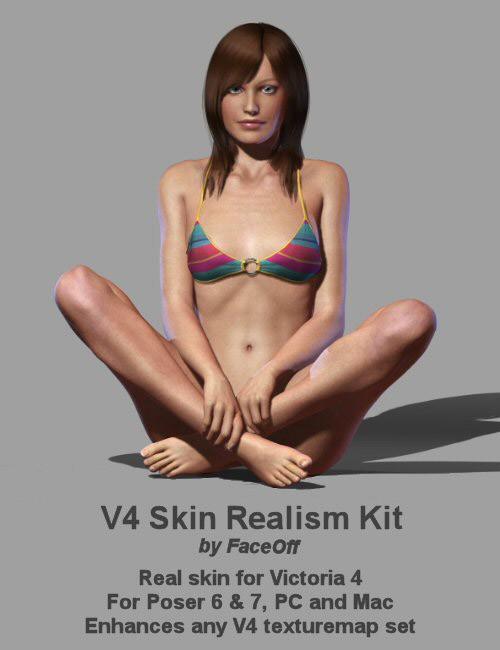 V4 Skin Realism Kit