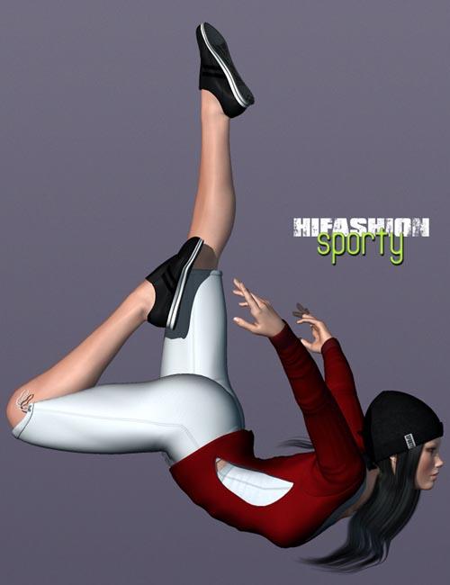 HIGHFASHION: Sporty for V4