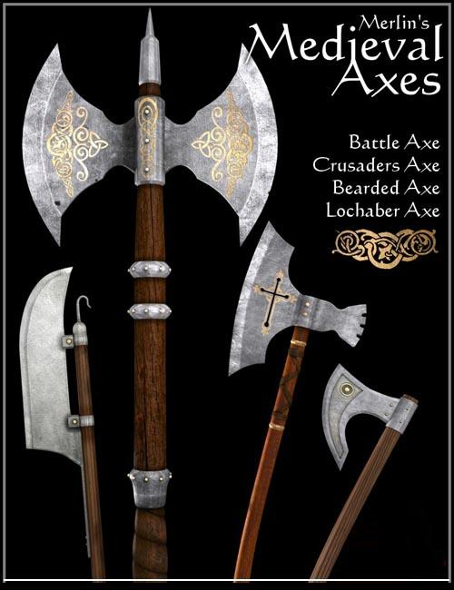 Merlin's Medieval Axes