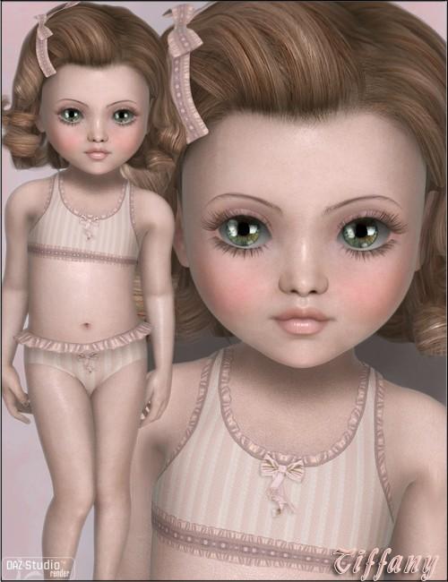 Tiffany for K4Chibi