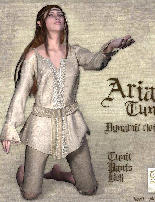 Aria Tunic