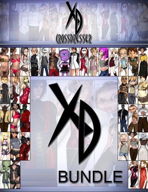 CrossDresser 3.01 Bundle