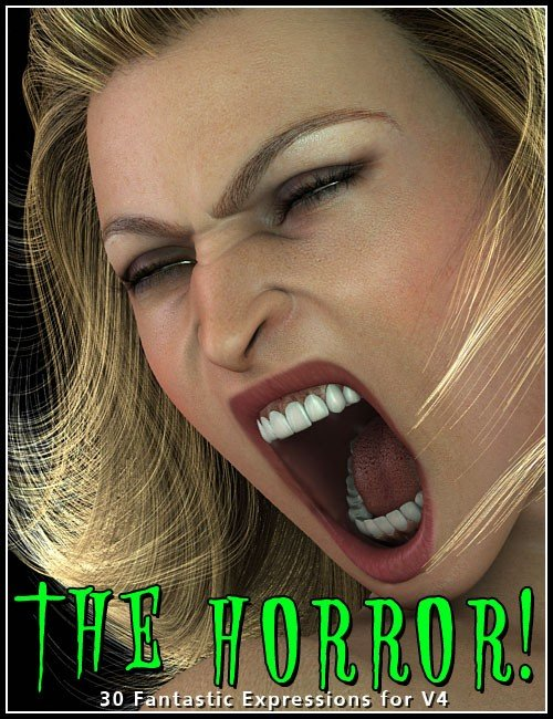 The Horror Expressions for V4