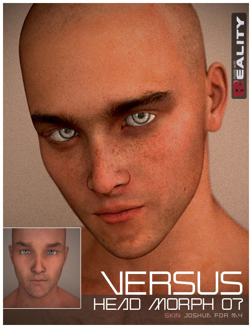 Versus Head Morphs for M4