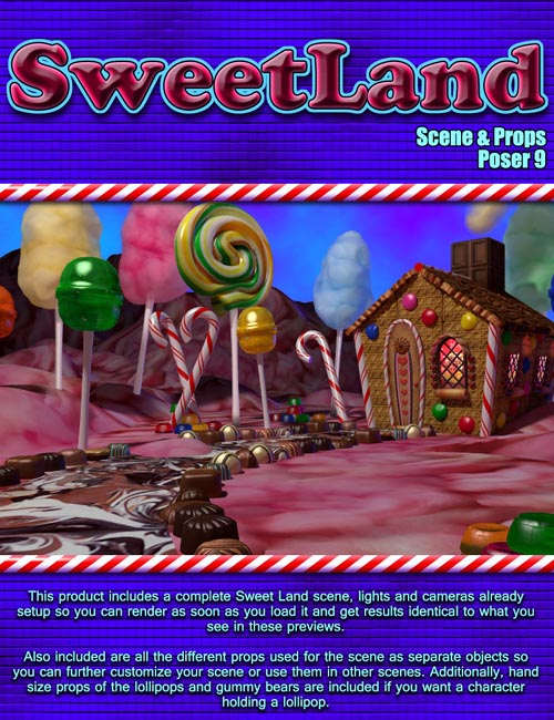 Exnem SweetLand - Scene