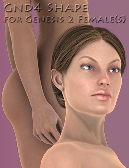 GND4 Shape For Genesis 2 Females