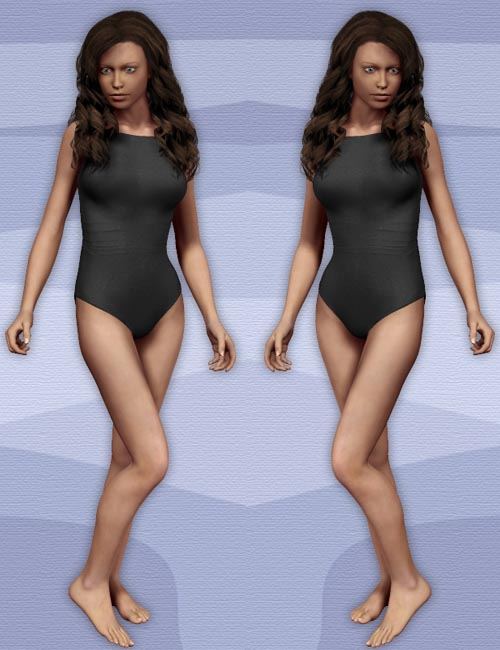 Perfect Shape Swimsuit for V4