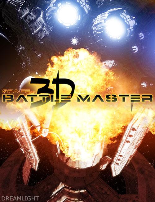 3D Space Battle Master