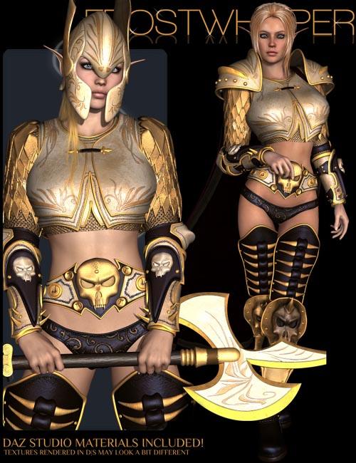 FrostWhisper Armor