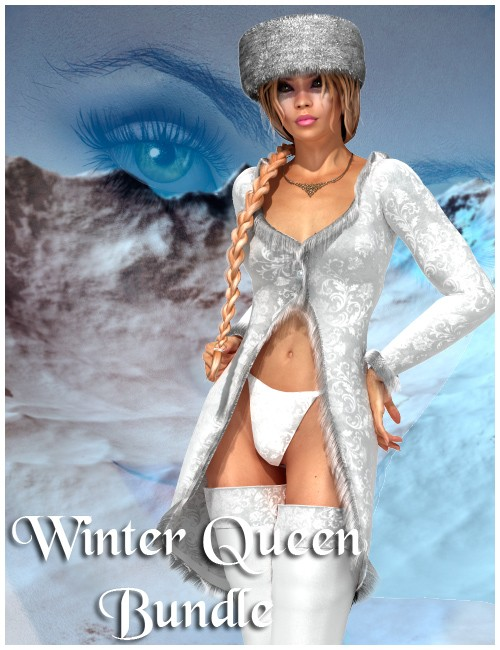 Winter Queen Bundle