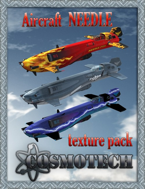 Aircraft Needle texture pack