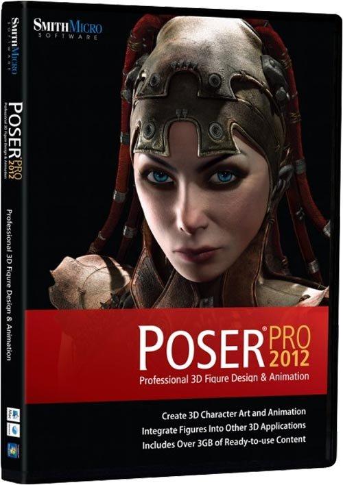 Poser Pro 2012 SR3 for Windows