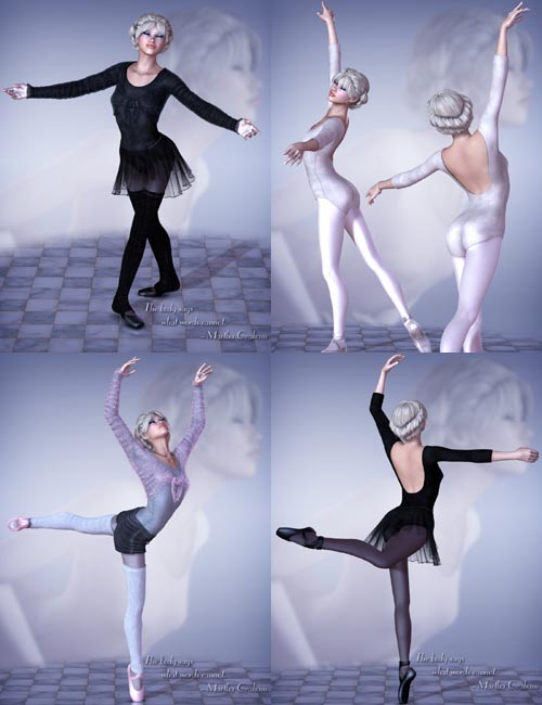 The Art of Dance - Ballet V4 Series