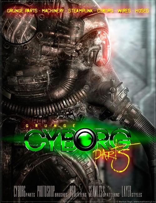 Ron's Cyborg Parts