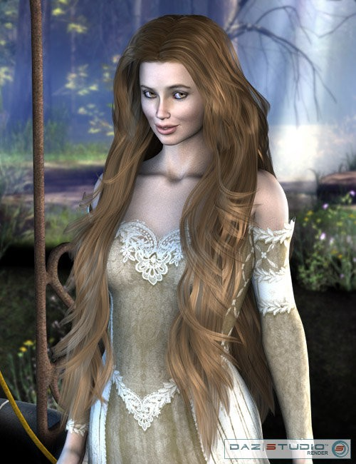 Sylphiad Hair