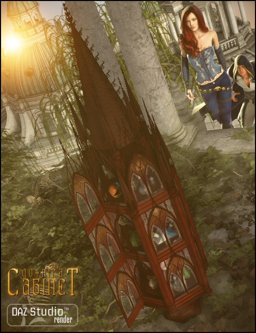 Gothika Cabinet
