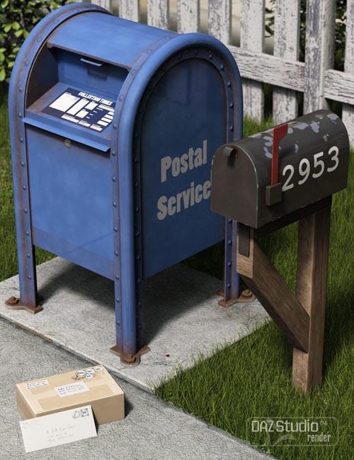 Postal Props