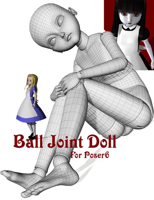 Ball Joint Doll