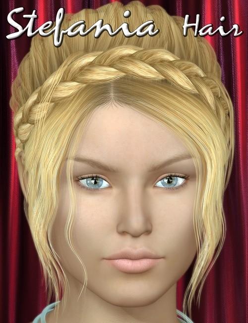 Stefania Hair