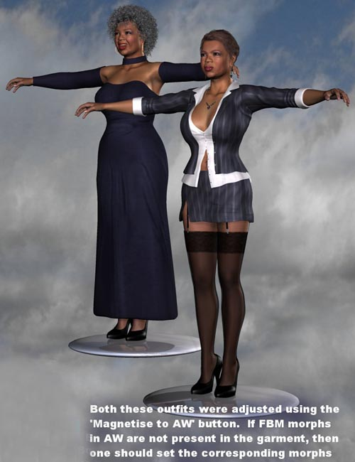 American Woman for V4