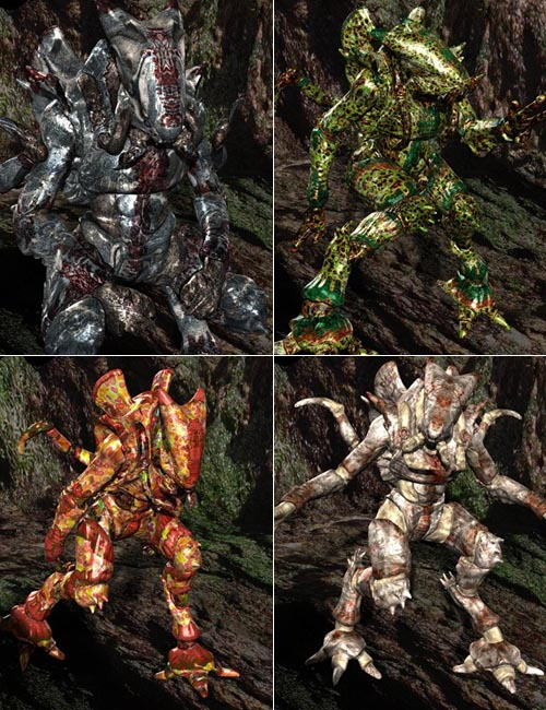 Survivor for DevilDog Studios' Alien
