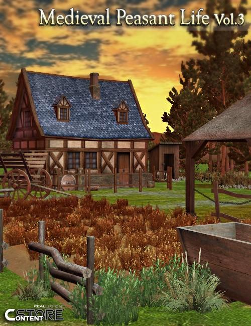 Medieval Peasant Life Vol 3