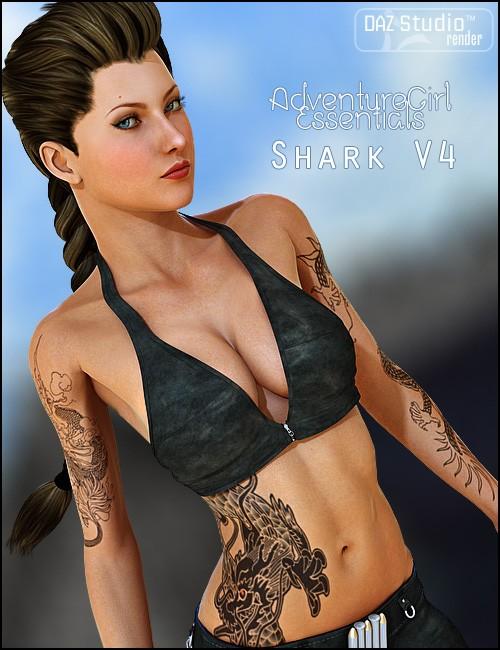 Adventure Girl Essentials: Shark V4