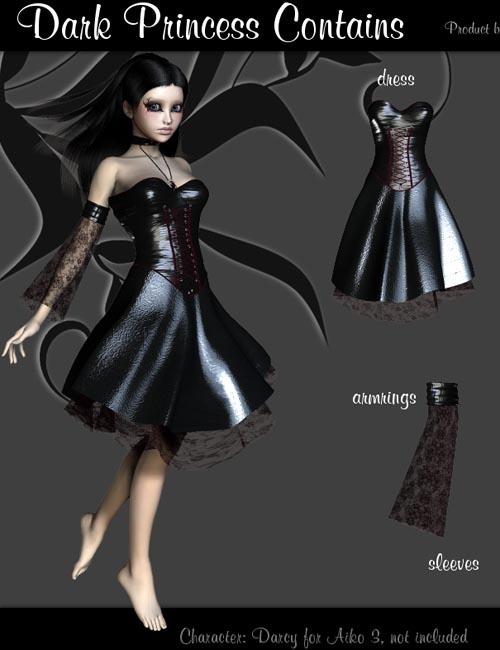 Dark Princess Dress