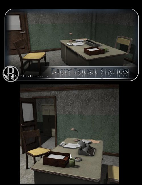 Dirty Police Station (Poser)